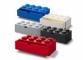 Sertar de birou LEGO® 2x4 alb