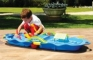 Set de joaca cu apa portabil Water Fun Trolley - Starplast