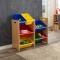 Spatiu depozitare jucarii  7 Bin Storage Unit, Primary & Natural - Kidkraft
