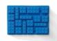 Tava cuburi de gheata LEGO® - Albastru