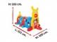 Tunel de joaca pentru copii - CATERPILLAR TUNNEL