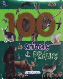 100 de animale din padure