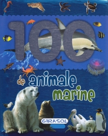 100 de animale marine