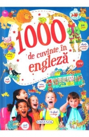 1000 de cuvinte in engleza