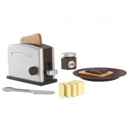 Accesorii pentru bucatarie Espresso Toaster Set - Kidkraft