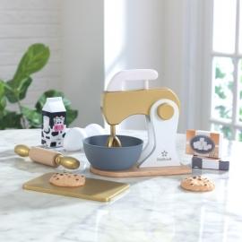 Accesorii pentru bucatarie Modern Metallics™ Baking Set - Kidkraft
