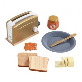 Accesorii pentru bucatarie Modern Metallics™ Toaster Set - Kidkraft