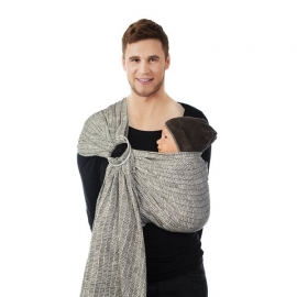 Babylonia sistem de purtare sling cu inel Jacquard BB-Sling Bold