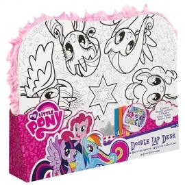 Birou pentru colorat My Little Pony