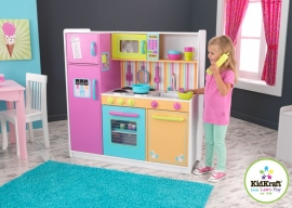 Bucatarie Deluxe Big and Bright - Kidkraft