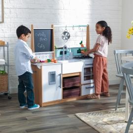 Bucatarie Farmhouse Play Kitchen - Kidkraft