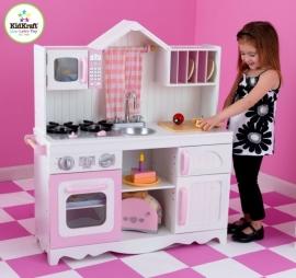 Bucatarie pentru copii Modern Country – Kidkraft