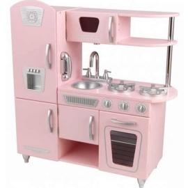 Bucatarie pentru copii Vintage Pink - KidKraft