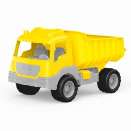 Camion galben - 38 cm