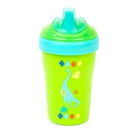 Cana cu pai Toddler Straw 15 luni+ - Culoare - Verde/Turcoaz