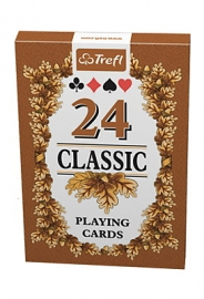 CARTI DE JOC 24 FRUNZE MODEL CLASSIC