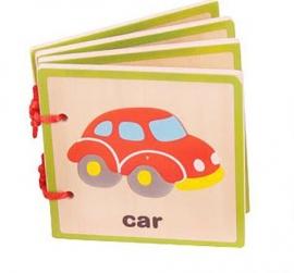 Carticica pentru bebelusi - Vehicule