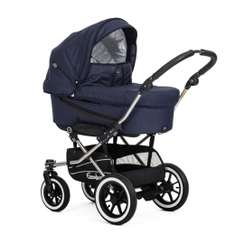 Carucior Edge Duo - Lounge Navy - Emmaljunga