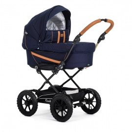Carucior Edge Duo - Outdoor Navy - Emmaljunga