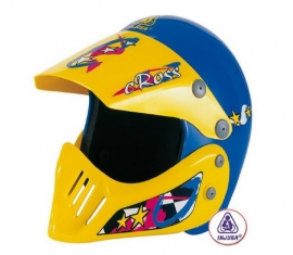 Casca protectie Moto Cross Injusa