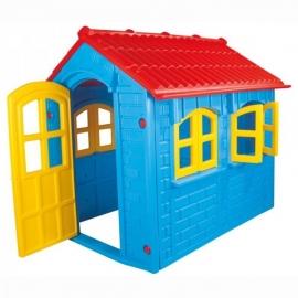 Casuta de joaca pentru copii My Home Blue - Pilsan