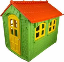 Casuta de joaca pentru copii My Home Green - Pilsan