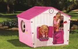 Casuta de joaca GALILEE VILLAGE PRINCESSES - Starplast