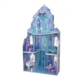 Casuta Din Lemn Pentru Papusi Castelul Frozen Kidkraft 65881