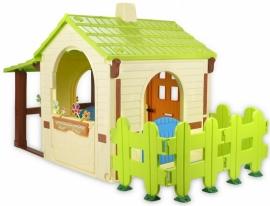 Casuta Country House cu gardulet si veranda-  Injusa