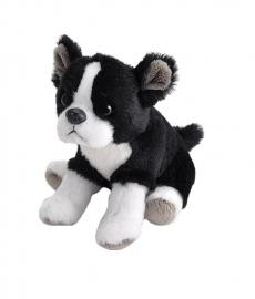 Catel Boston Terrier - Jucarie Plus Wild Republic 13 cm