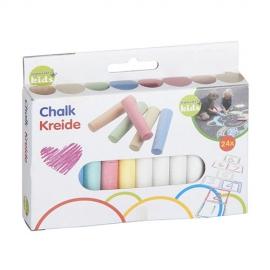 Chalk 8x1x1cm 24pcs OT