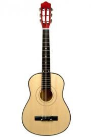 Chitara  lemn 72 cm., lemn natur
