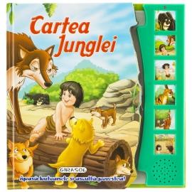 Citeste si asculta - Cartea junglei