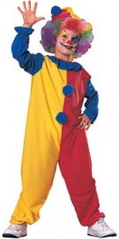 Costum baieti Clown marimea M