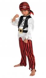Costum baieti pirat marimea M
