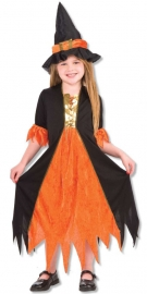 Costum vrajitoare gotica marimea M