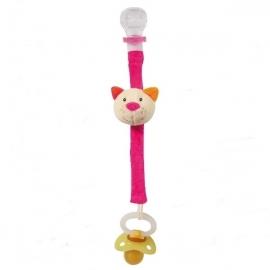 Curelusa portsuzeta Pisicuta - Brevi Soft Toys-168242