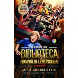 Evadare din biblioteca domnului Lemoncello (vol.1)