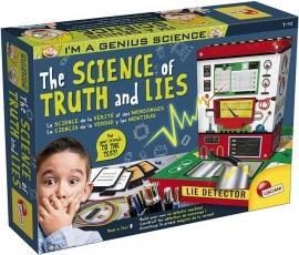Experimentele micului geniu - Detectorul de minciuni