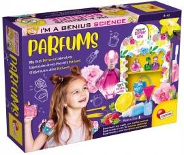 Experimentele micului geniu - Laboratorul de parfumuri