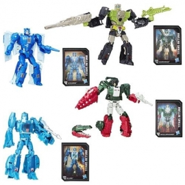 Figurina Genertions Titan Masters cu accesorii