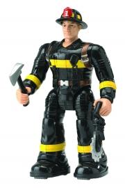 Figurina pompier cu accesorii