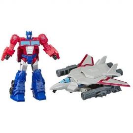 Figurina Transformers Spark Armor Optimus Prime