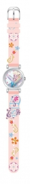 FR4001LP - KE Ceas analogic roz Frozen in cutie de plastic