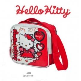 Gentuta rosie pentru pranz colectia Hello Kitty