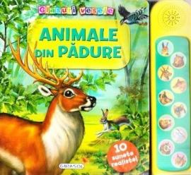 Glasuri vesele - Animale din padure