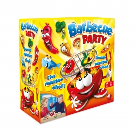 JOC BARBECUE PARTY