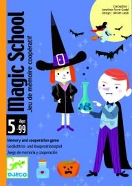 Joc de cărți Djeco Școala de magie
