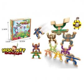Joc echilibru Maimutele