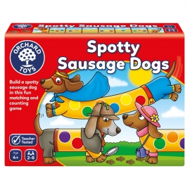 Joc educativ Cateii Patati SPOTTY SAUSAGE DOGS